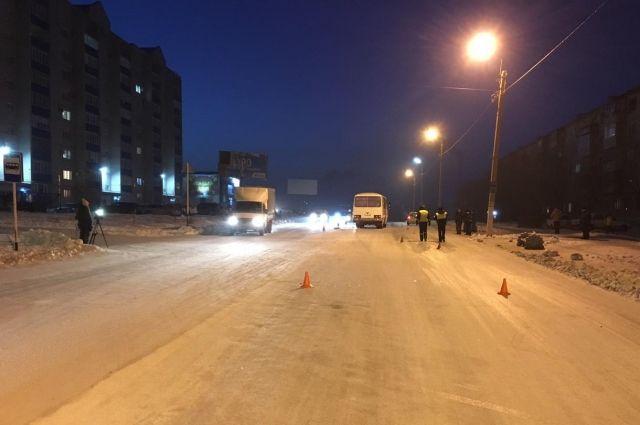 В Новотроицке водитель «ПАЗа» сбил 14-летнюю школьницу