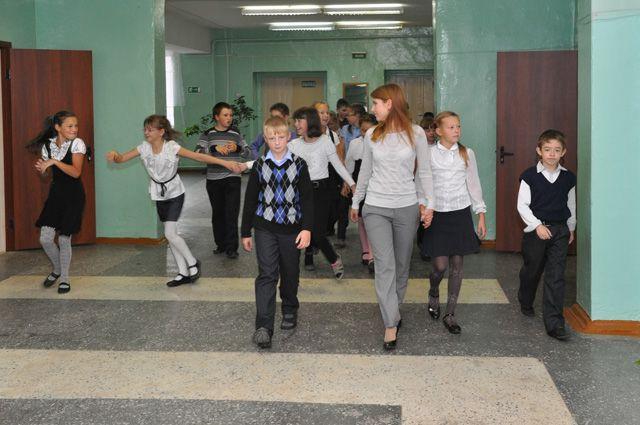 Туалеты закрыли от учителей и детей.