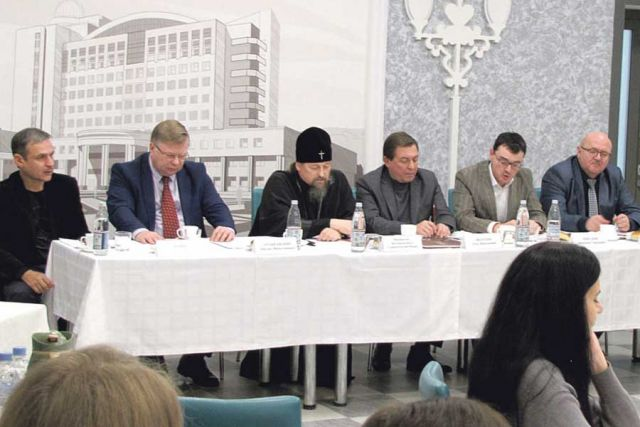 Заседание прошло под председательством митрополита Белгородского и Старооскольского Иоанна.