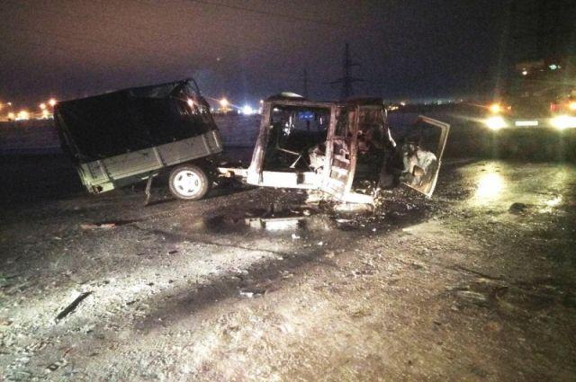 В Новом Уренгое случилось ДТП с двумя погибшими (ФОТО)