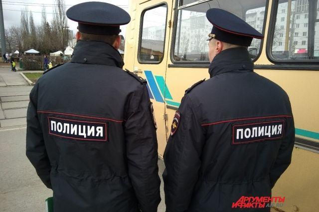 Полицейские будут следить за порядком на Новый год
