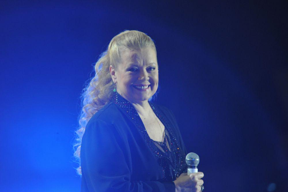 25 января в Санкт-Петербурге на 68 году жизни ушла из жизни певица Людмила Сенчина.