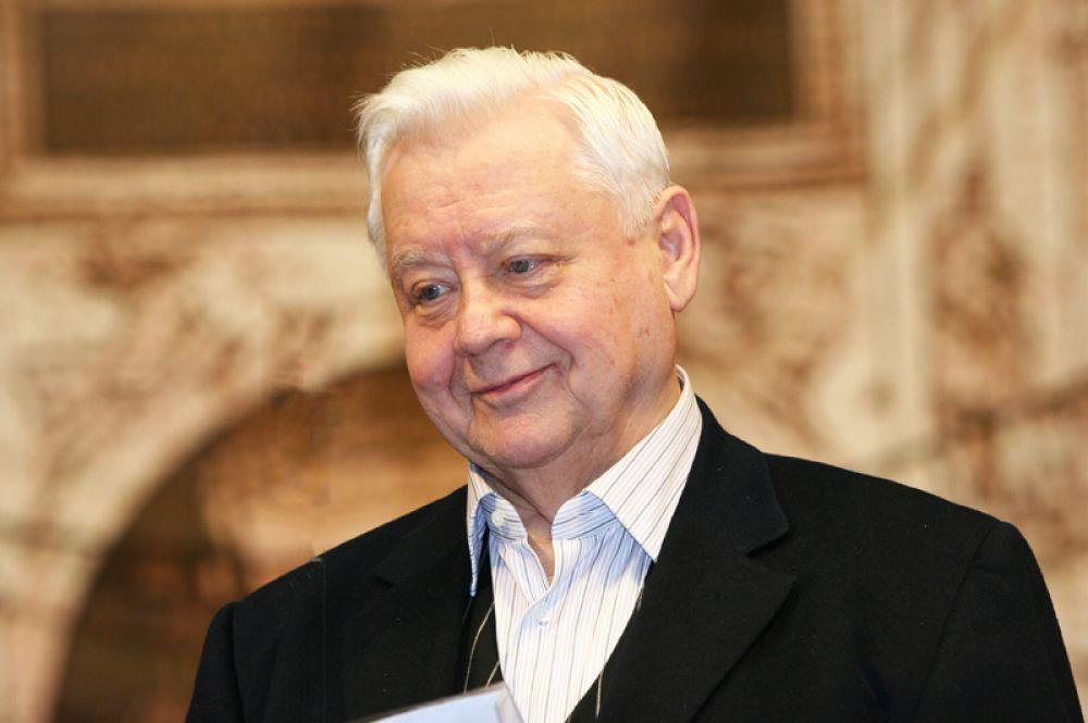 12 марта в Москве в возрасте 82 лет скончался руководитель МXАТ имени Чеxова Олег Табаков.