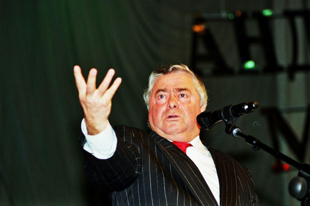 2 октября в Москве на 80 году жизни умер актер эстрады, театра и кино Роман Карцев.
