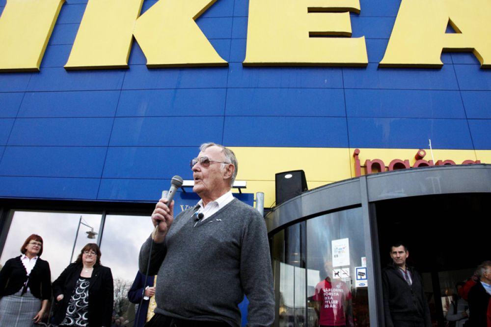 27 января в своем доме в Смоланде умер шведский предприниматель, миллиардер, основатель компании IKEA Ингвар Кампрад.