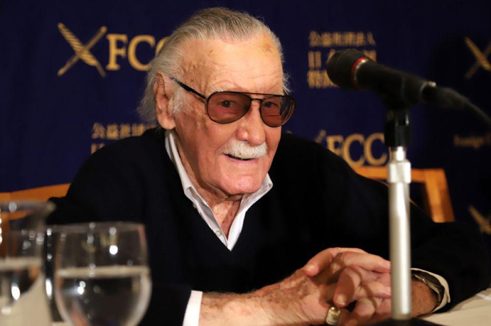 12 ноября на 96-ом году жизни скончался писатель, создатель комиксов Marvel Стэн Ли.