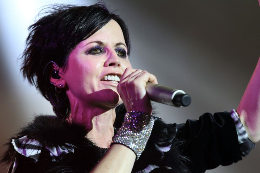 15 января в Лондоне скончалась ирландская певица, солистка The Cranberries Долорес О'Риордан. Ей было 46 лет.