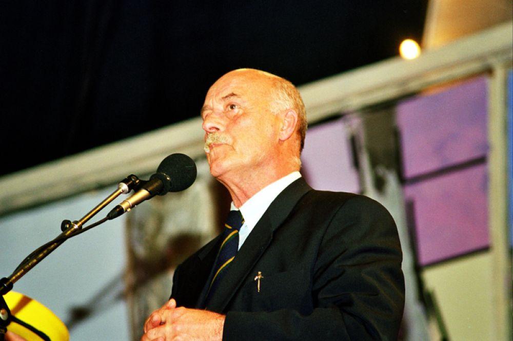 14 июня умер режиссер, народный артист Российской Федерации, глава комитета Госдумы по культуре Станислав Говорухин. Ему было 82 года.