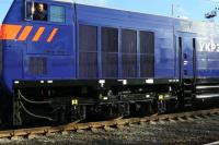 «Укрзализныця» приступила к эксплуатации локомотивов General Electric