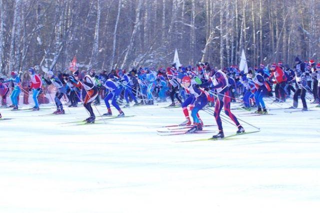 После финиша лыжников будет ждать развлекательная программа.