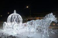 Ледовый городок в Салехарде откроют 15 декабря