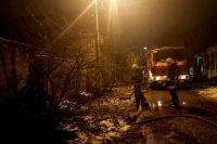 В Одессе на месте пожара спасатели обнаружили труп