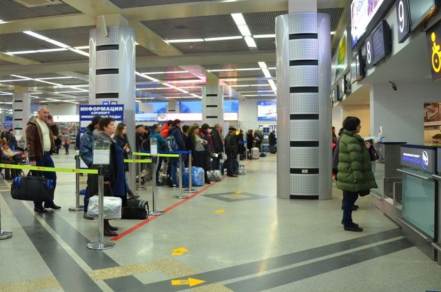 Международным аэропортам – всемирно известные имена.