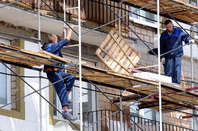 В Оренбургской области сдано около 500 видов работ по капремонту
