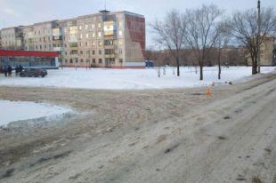 В Первомайском водитель Lifan сбил женщину с 7-летним сыном