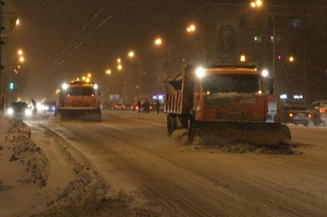 Синоптики обещают кузбассвоцам в ближайшие выходные метели и снегопады.
