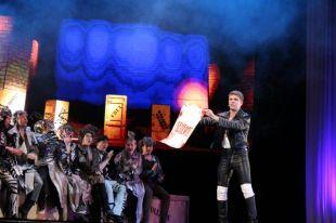 В городе открыли Год театра.
