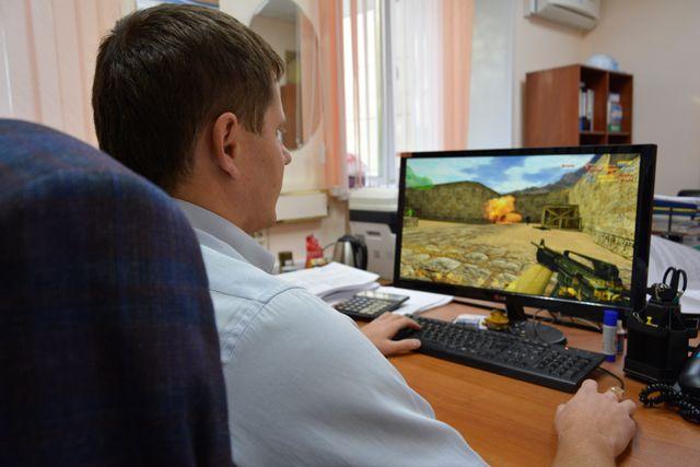 В тюменской области развивают киберспорт