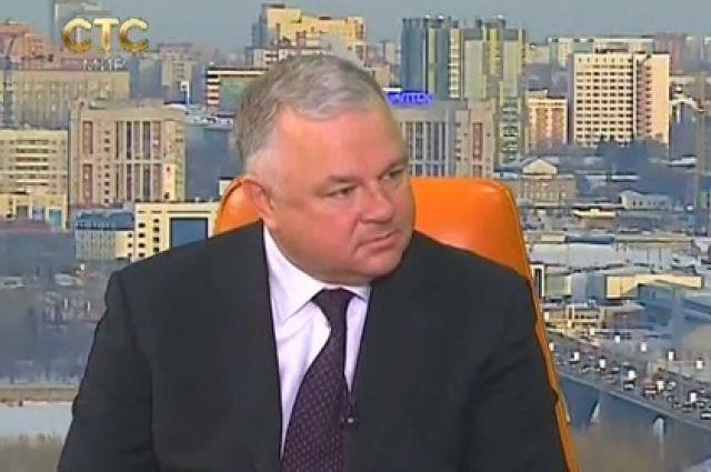 Главврачом областного онкодиспансера в Новосибирске стал Олег Иванинский