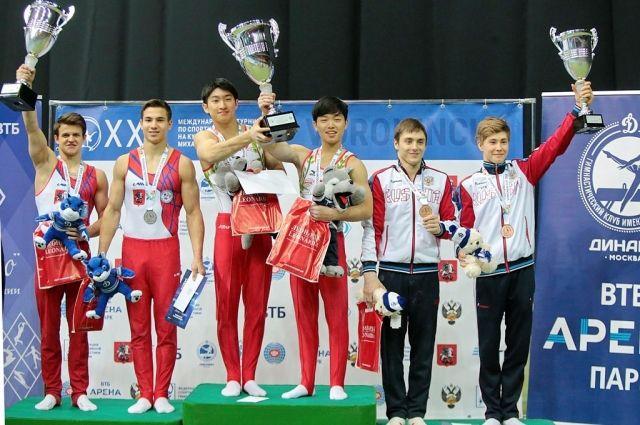 Никита Игнатьев стал бронзовым призером международных соревнований.