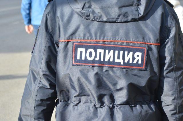Тюменец попал в полицию за то. что толкнул знакомого
