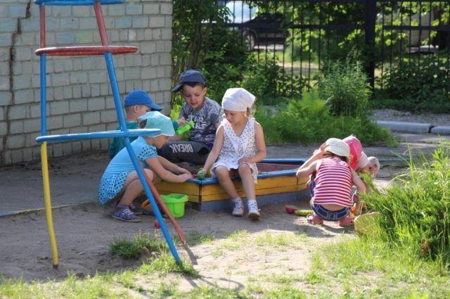На Сельме появится новый корпус детского сада.