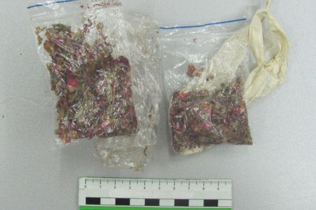 Распространителя наркотиков осудили на восемь лет