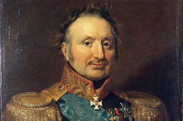 Пётр Христианович Витгенштейн.