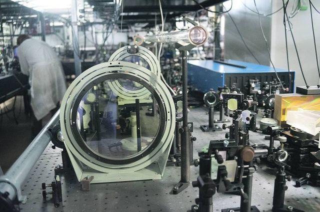 Уникальный для России лазер - инфраструктура, которая поможет заниматься наукой.