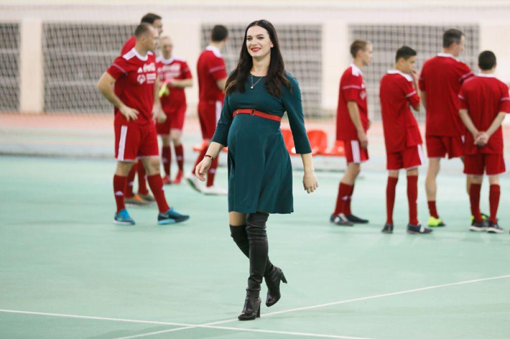 У олимпийской чемпионки Елены Исинбаевой и ее мужа Никиты Петинова родился второй ребенок. Спортсменка родила сына.