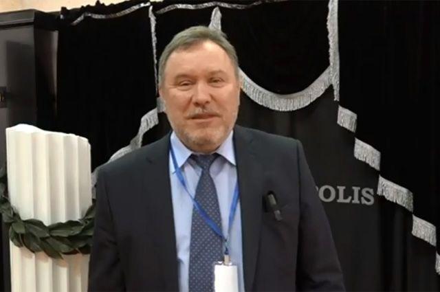 Владимир Родькин.