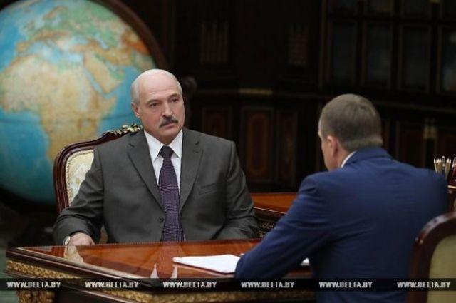 Лукашенко выдвинул Украине условие перезагрузки переговоров по Донбассу