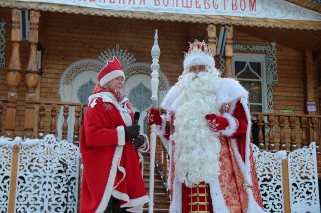 Для тюменских детей сирот ищут Дед Мороза и Снегурочку