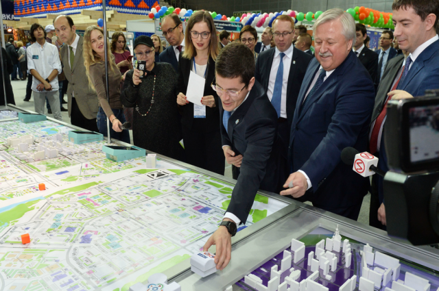 В Новом Уренгое состоялась выставка «Малый и средний бизнес Ямала»