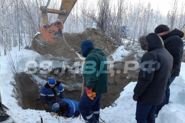 Ноябрьске нашли подозреваемых в краже конденсата из напорного газопровода