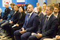 Глава Тюменского района встретилась с инвесторами
