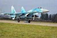 Выполнял плановый полет: под Житомиром разбился истребитель, пилот погиб