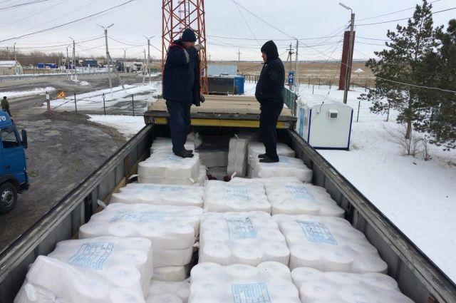 В Оренбуржье предотвращена попытка незаконного пересечения границы.