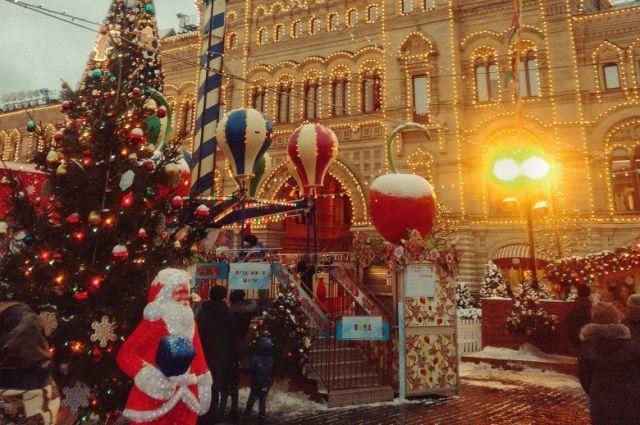 70 школьников из Оренбургской области побывают на Общероссийской елке в Москве.