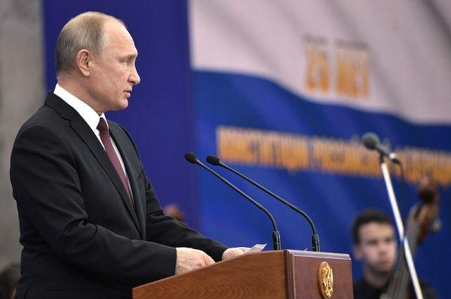 Путин прокомментировал ситуацию с отменой концертов рэперов