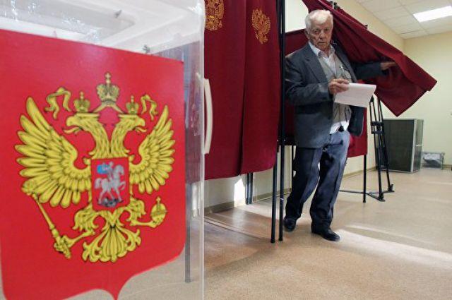 Выборы в Приморье.