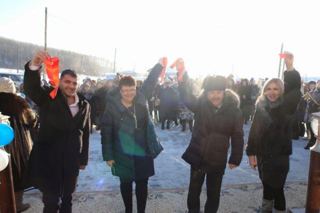Общая стоимость нового учреждения культуры составила около 30 млн рублей.