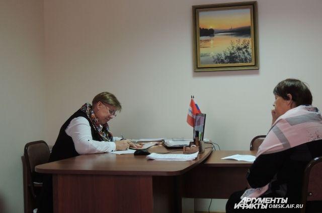 Омбудсмен Ирина Касьянова