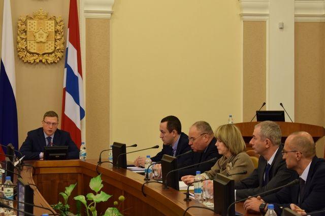 В Омском областном правительстве 6 отставок и 6 назначений