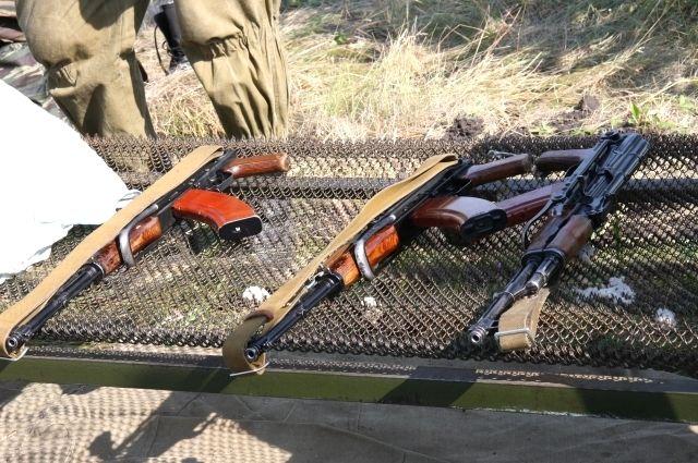 Среди орудий убийства есть даже самодельные экземпляры.