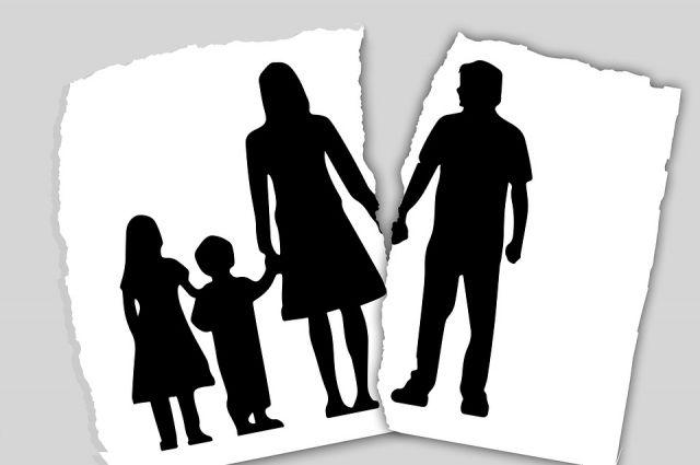 Развод родителей - психологическая травма для ребенка.