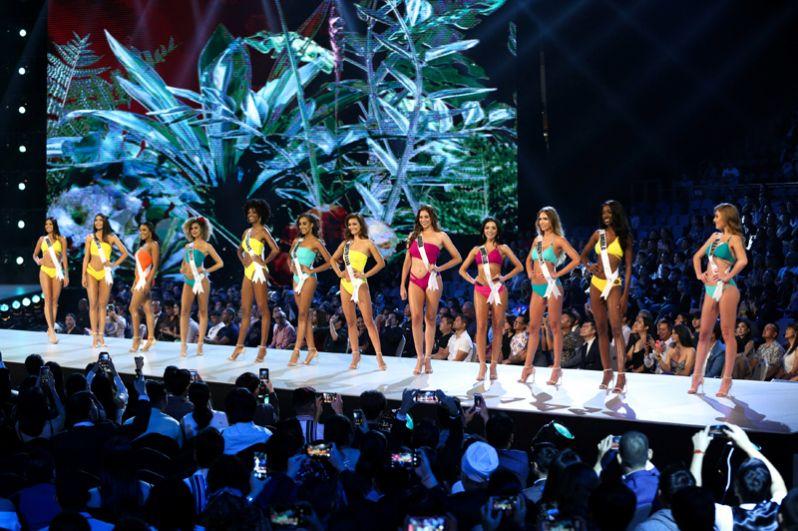Финал конкурса красоты «Мисс Вселенная–2018».