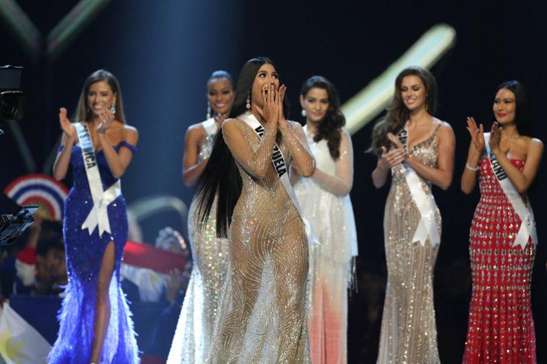 Участница из Венесуэлы Стефани Гутьеррес, занявшая второе место.