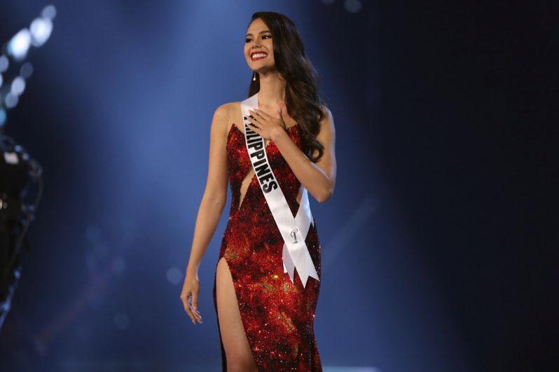 Мисс Вселенная–2018 Катриона Грэй.