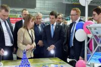 В Новом Уренгое открыли центр оказания услуг для предпринимателей